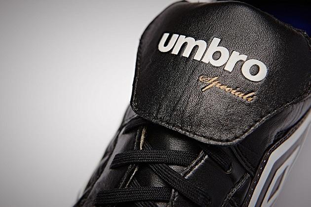 Closeup of Umbro Speciali Eternal