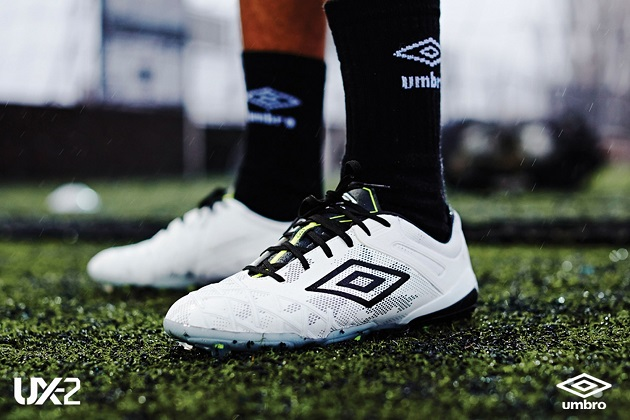 White Umbro UX-2