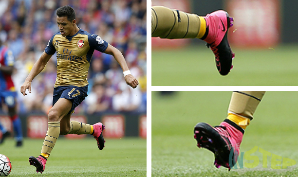 Alexis Sanchez Arsenal SF leather edited