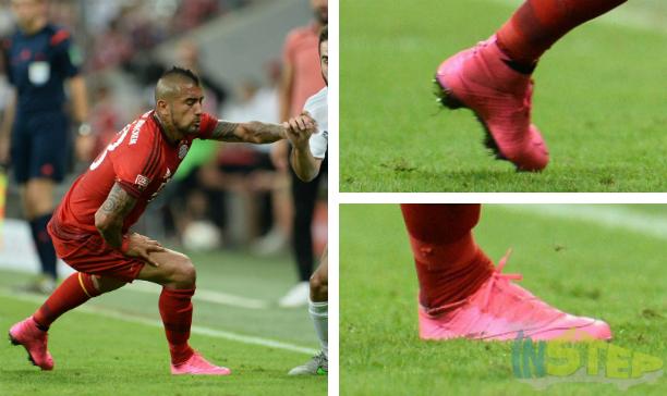 Arturo Vidal Bayern Munich custom SF IV edite