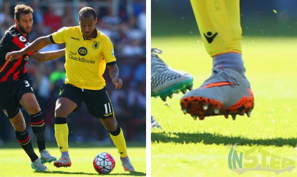 Gabriel Agbonlahor Aston Villa HV II edited