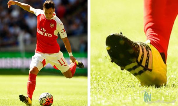 Mesut Ozil Arsenal custom ACE edited