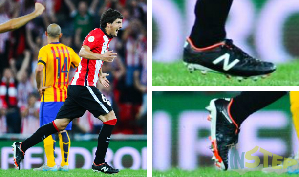 Mikel San Jose Athletic Club NB leather edited
