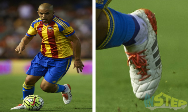 Sofiane Feghouli Valencia womens leather ACE edited