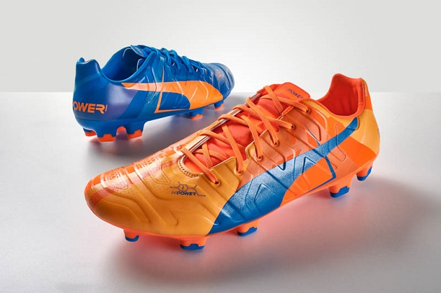 Puma evoPOWER 1.2 Tricks