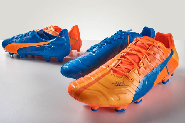 Puma evoPOWER and evoSPEED SL Tricks