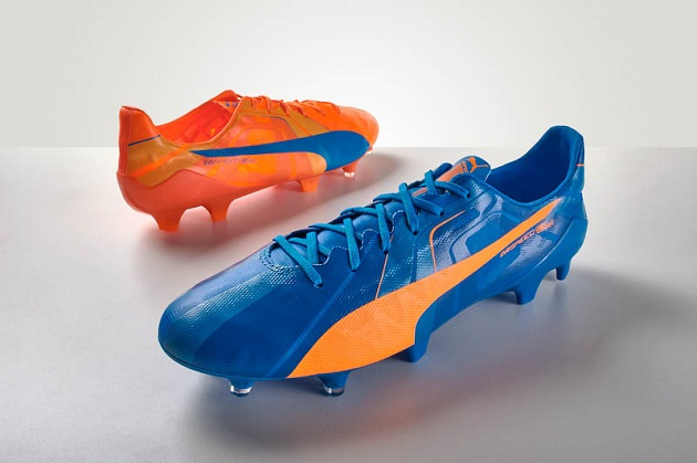 Puma evoSPEED SL Tricks