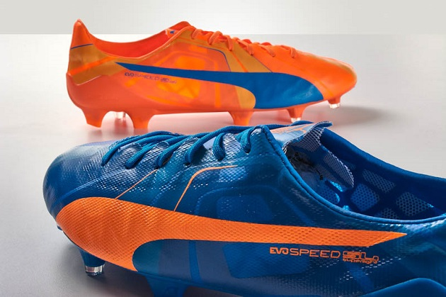 evoSPEED blue and orange TRICKS