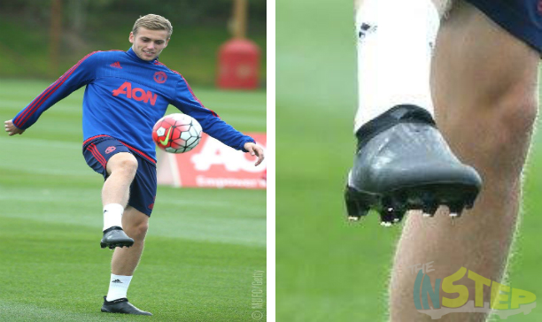 James Wilson Manchester United adidas prototype edited