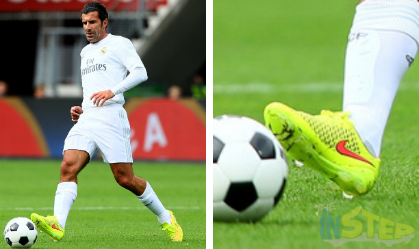Luis Figo Real Madrid Legends Magista Opus Custom edited