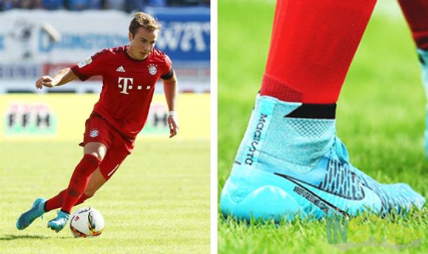 Mario Gotze Bayern Magista Obra edited