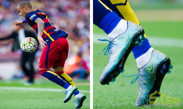 Neymar Barcelona Vapor X edited
