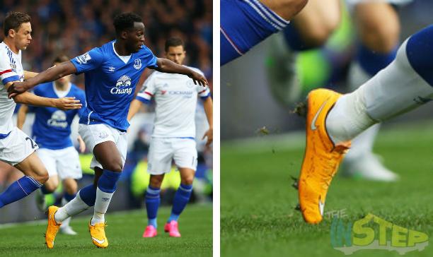 Romelu Lukaku Everton Vapor X edited