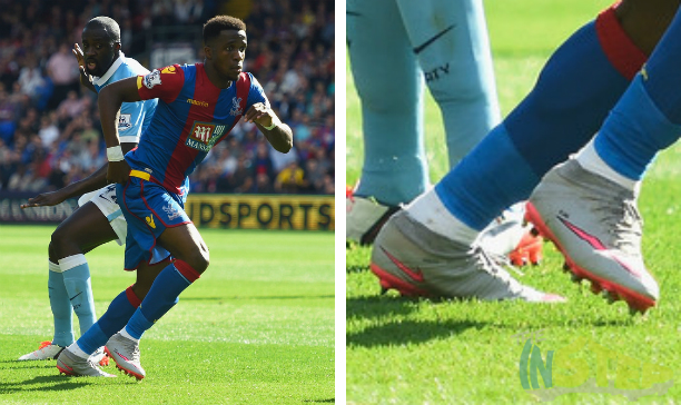 Wilfried Zaha Crystal Palace custom SF IV edited