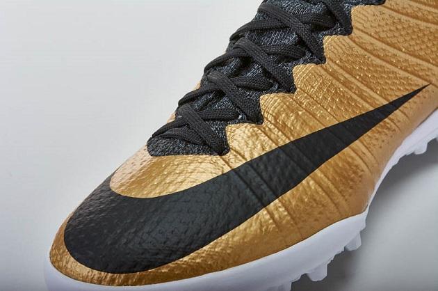 Nike MercurialX Proximo gold