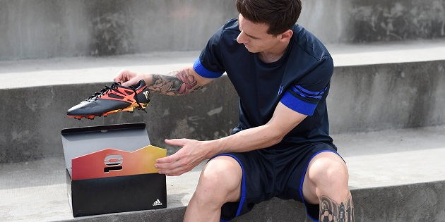 adidas and Messi announce 10/10 cleats