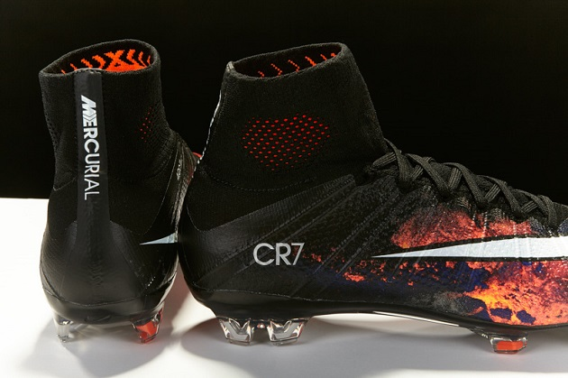Mercurial CR7 - Lava
