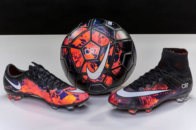 Nike Mercurial CR7 collection - Savage Beauty