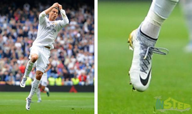 Cristiano Ronaldo Real Madrid CR SF IV edited