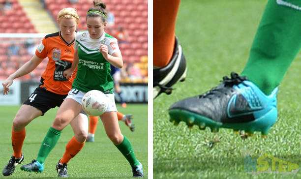 Grace Maher Canberra United leather Opus edited