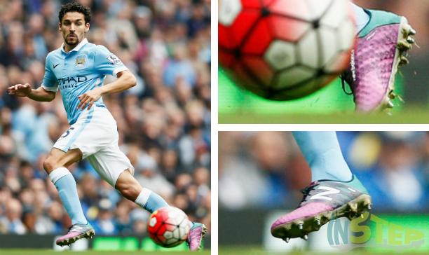 Jesus Navas Manchester City custom Visaro edited