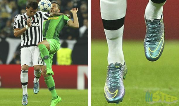 Mario Mandzukic Juventus Vapor X edited