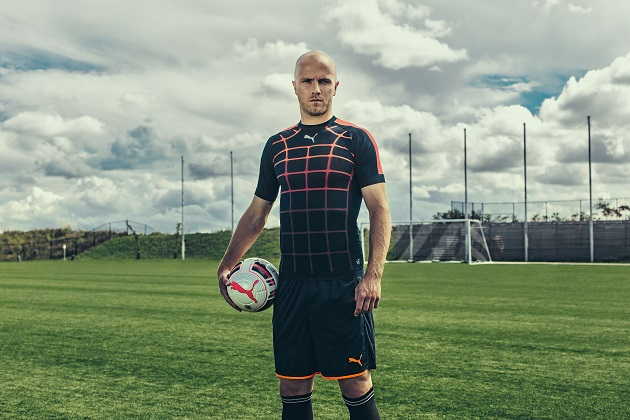 New Puma player Michael Bradley