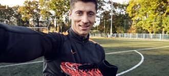 Robert Lewandowski Gets Exclusive Nike Hypervenom Phantom