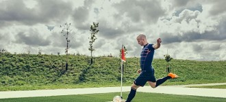 Michael Bradley Links Up with Puma