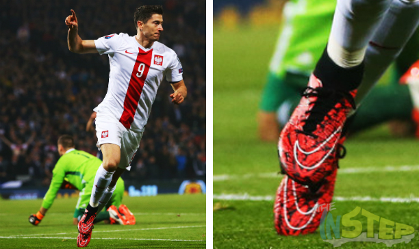 Robert Lewandowski Poland custom HV II edited
