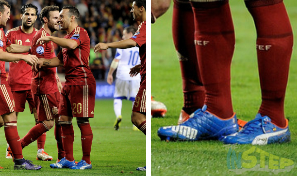Santi Cazorla in Leather SL