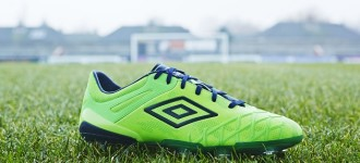 "Umbro Release Bright ""Green Gecko"" Color Updates"