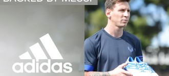 Backed by Messi: Episode One