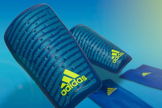 adidas X Climacool shin guards
