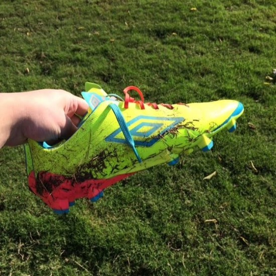 Umbro Velocita review