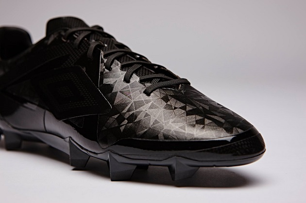 Closeup of Velocita - Black