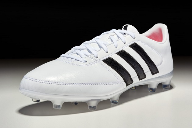 white adidas leather Gloro 16