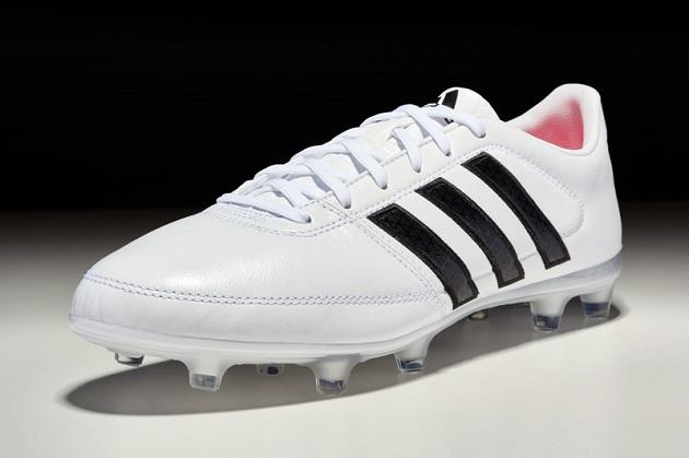 white adidas leather Gloro 16