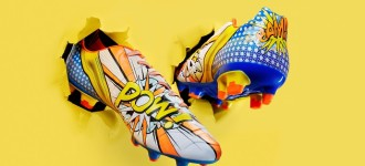Puma's Pop Art-Inspired evoPOWER