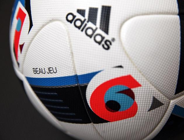 adidas match ball - Euro Beau Jeu