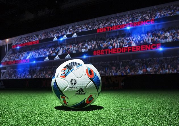 """adidas """"Beau Jeu"""" Euro 2016 match ball"""