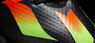 adidas Messi 15.1 Review | Black, Red, Solar Green