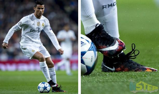 Cristiano Ronaldo Real Madrid SF IV edited