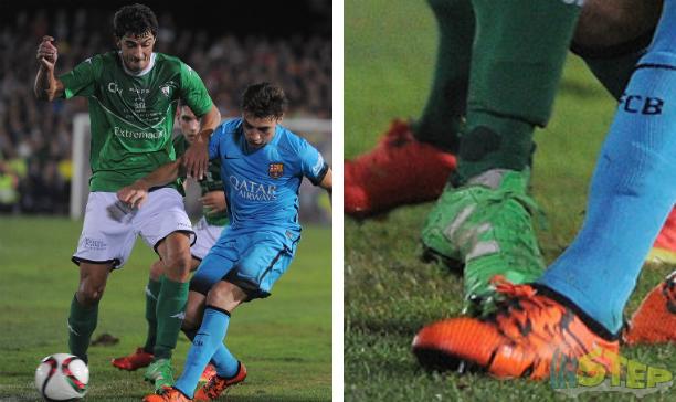 Francisco Sanchez Curiel CF Villanovense custom Copa Mundial edited