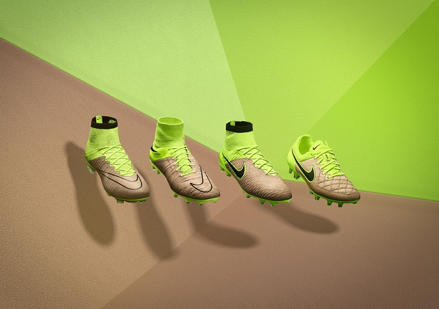 Canvas and Volt Nike Tech Craft Pack