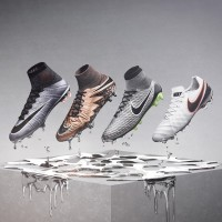 Enter the Thunderdome: Nike Dips Silos in Chrome
