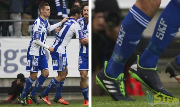 Soren Rieks IFK Goteburg adidas Primeknit edited