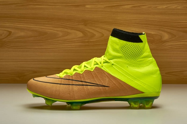 Mercurial Superfly Leather Tech Craft
