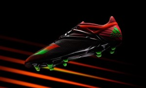 The Messi 15.1 Slips Into Black, Solar Green and Red