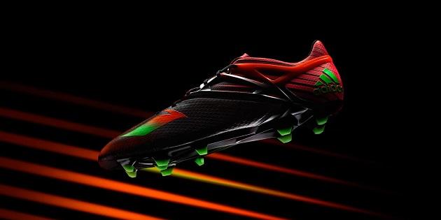 Black adidas Messi 15